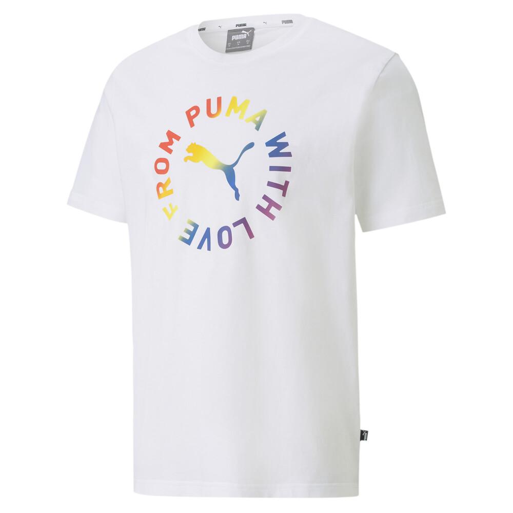 Image PUMA Camiseta Graphic Pride #1
