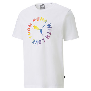 Görüntü Puma PRIDE Baskılı Erkek T-Shirt