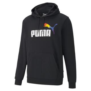 Görüntü Puma PRIDE Baskılı Kapüşonlu Sweatshirt