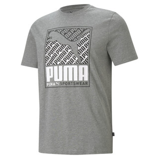 Image PUMA Cat Box Men's Tee
