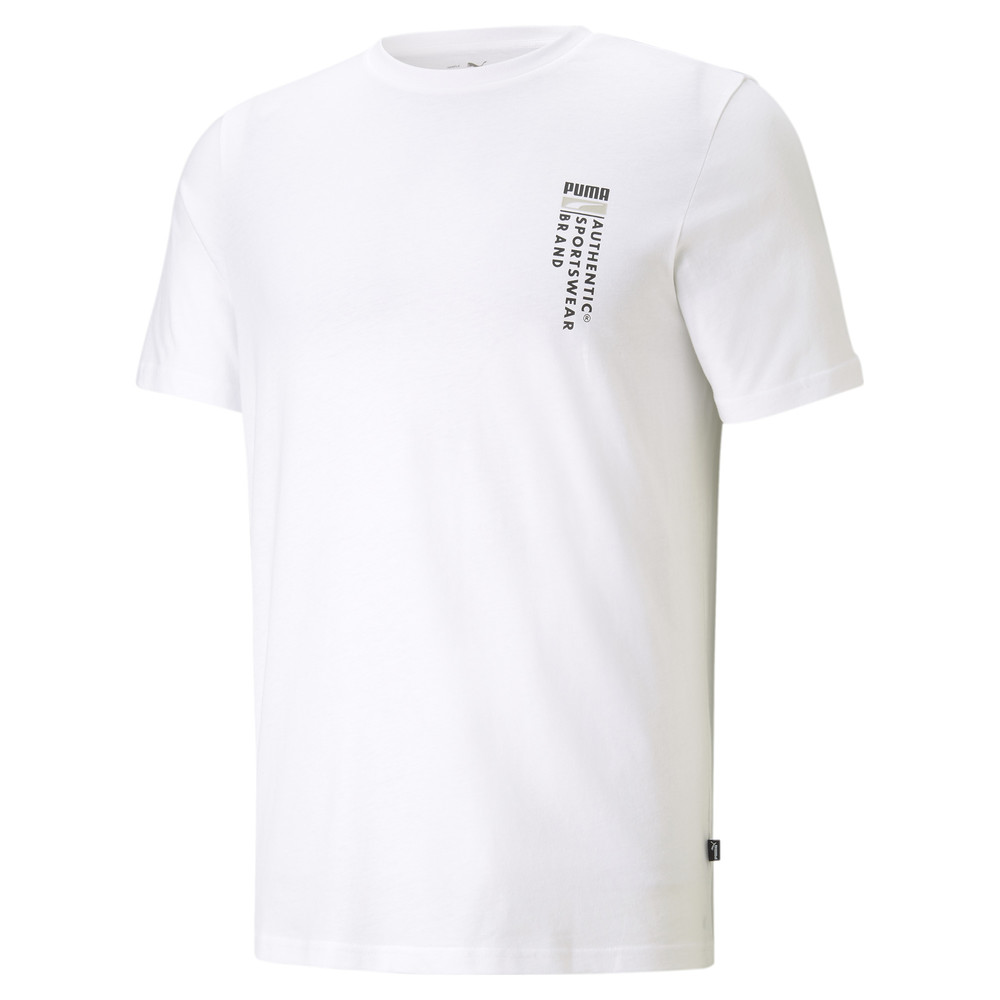 Image PUMA Placement Men's Tee #1