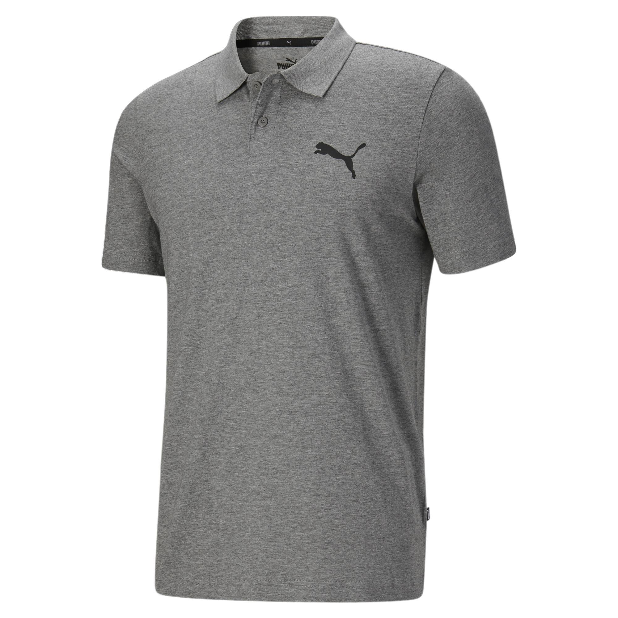 thumbnail 8 - PUMA Men's Essentials Jersey Polo