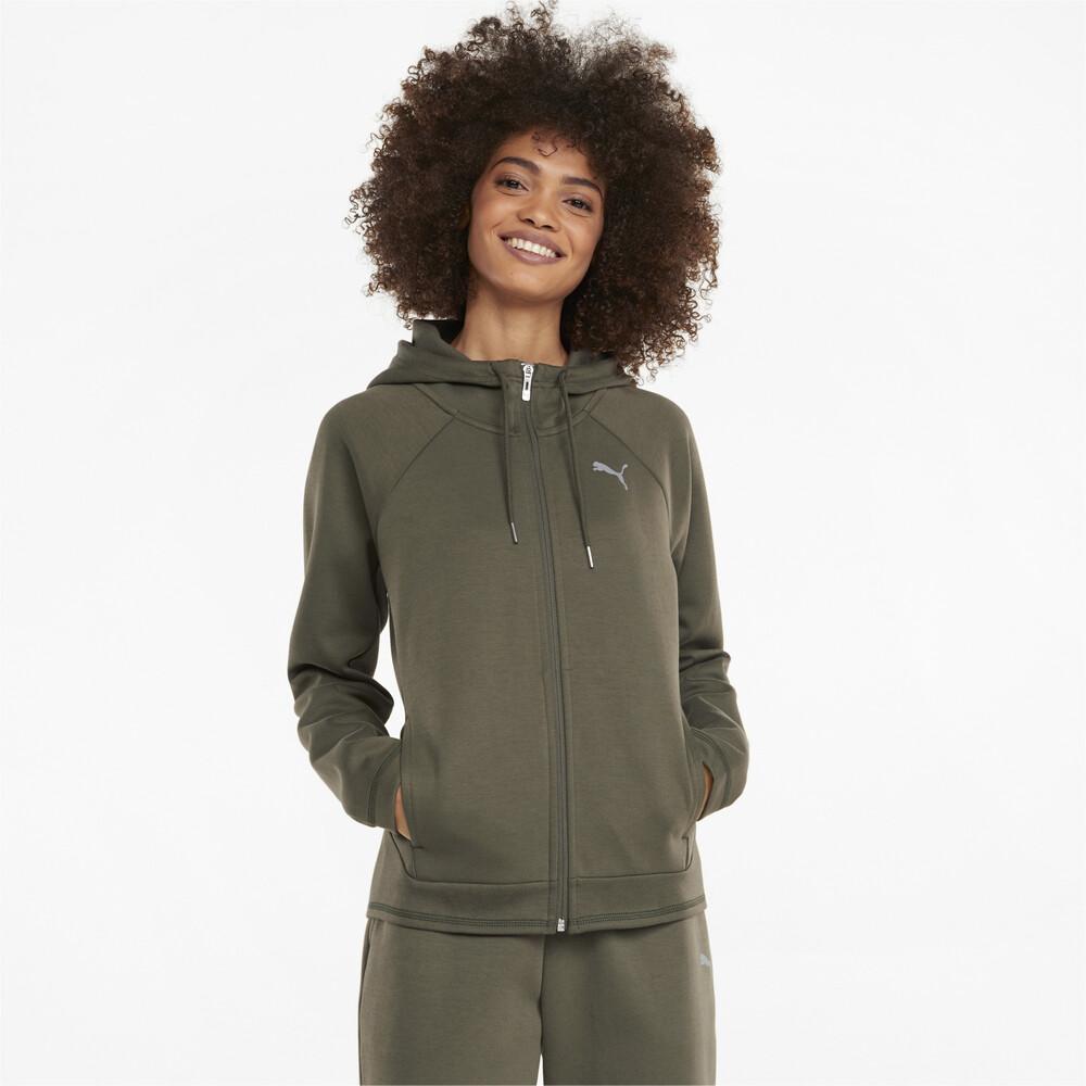 Image PUMA Evostripe Full-Zip Women's Hoodie #1