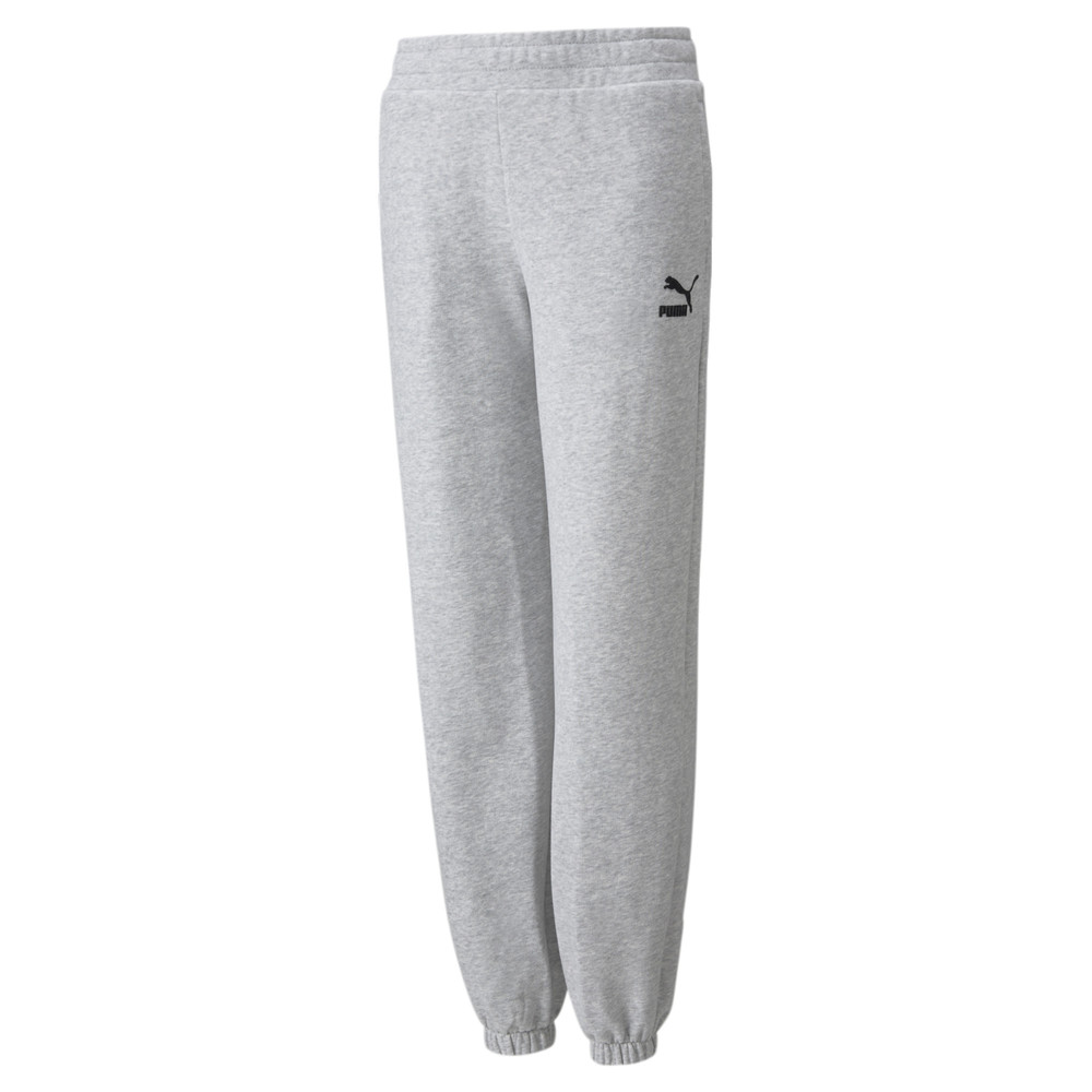 Image PUMA GRL Relaxed Youth Joggers #1