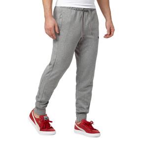 Thumbnail 2 of Core Cuffed Pants, Medium Gray Heather, medium