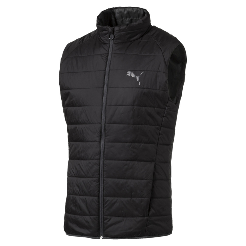 Image PUMA Men's Essential Light Padded Vest #1