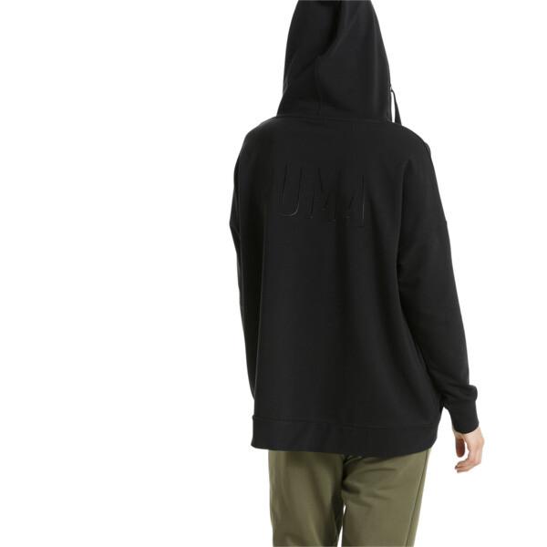 Fusion Hoodie, Puma Black, large