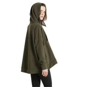 Thumbnail 3 of Fusion Hoodie, Olive Night, medium