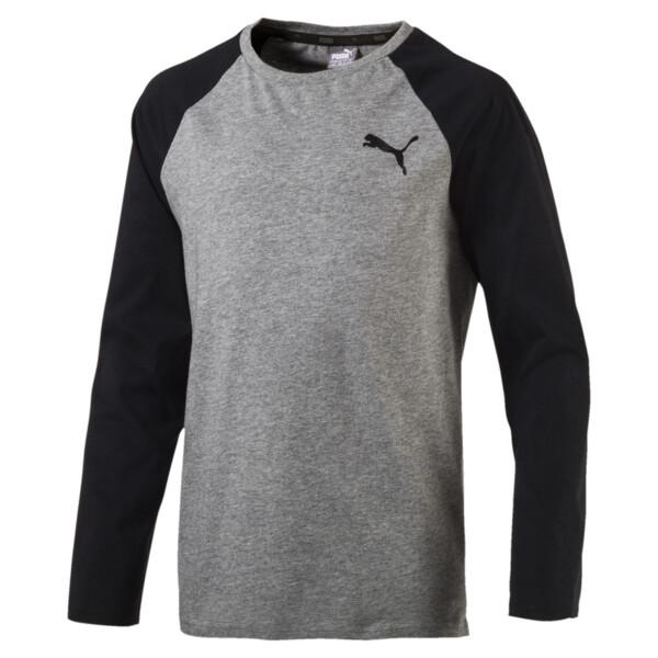 À Longues Pour Shirt T GarçonPuma Baseball Manches Shoes N8O0kPnwX
