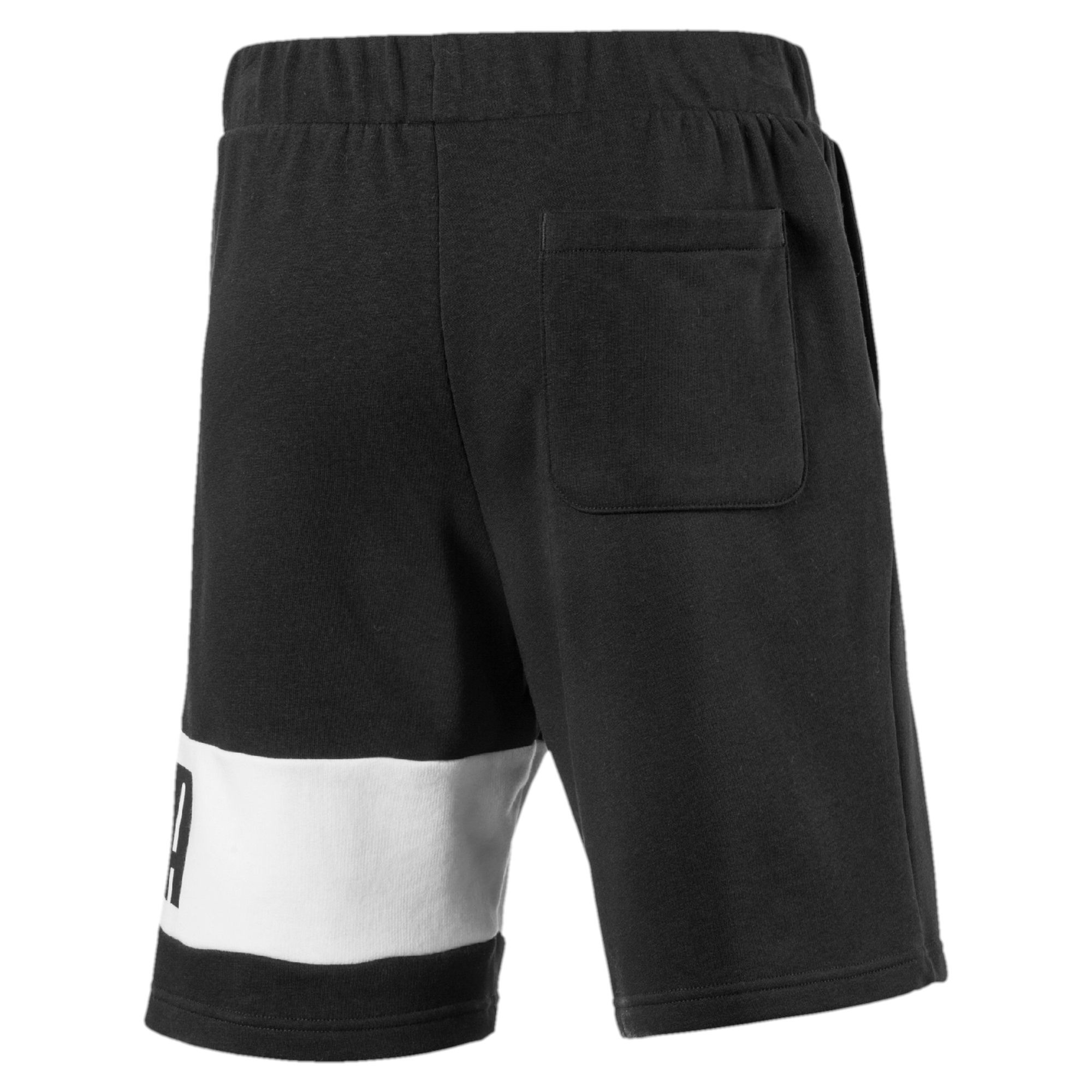 Image Puma Men's Rebel Sweat Shorts #3