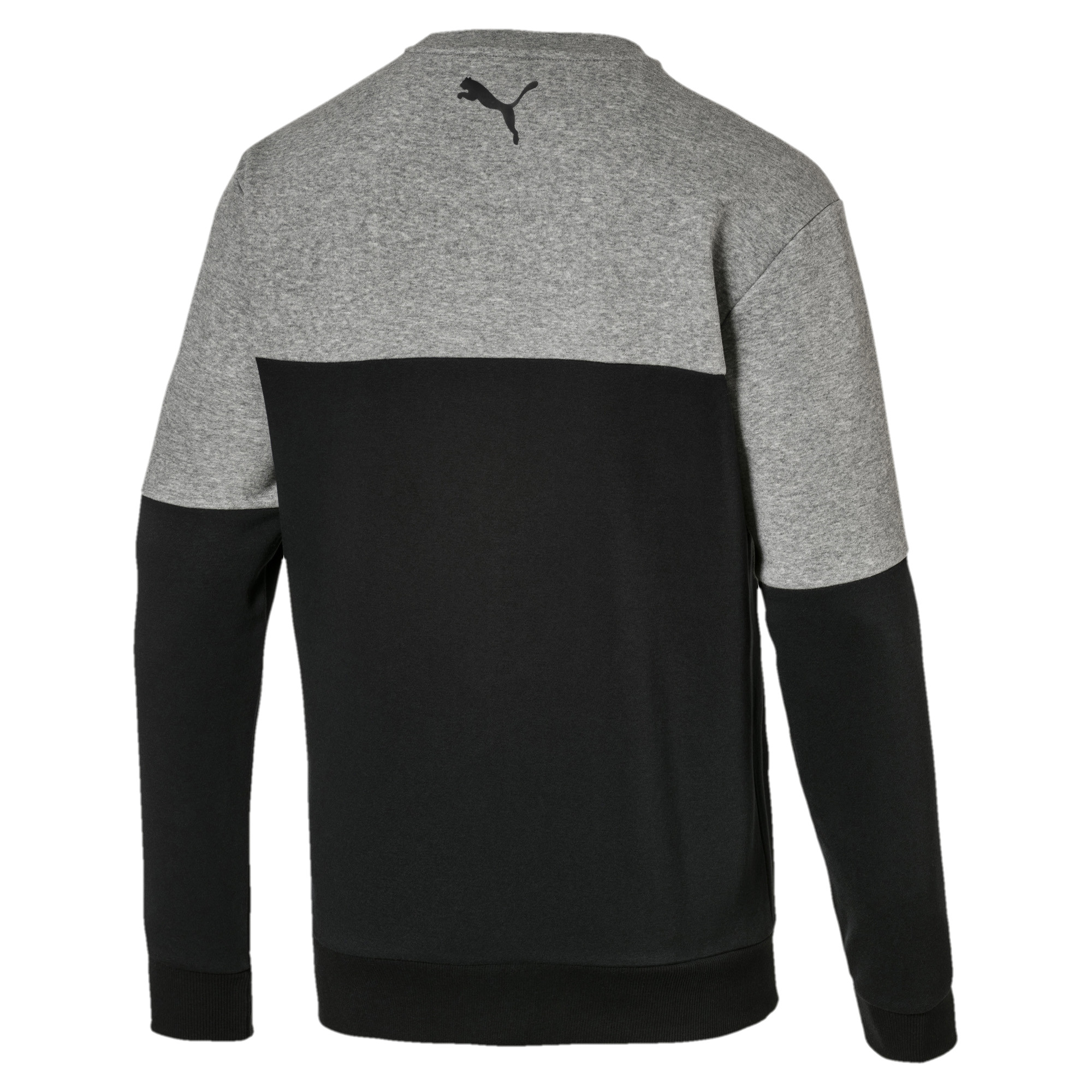 Image Puma Men's Rebel Block Fleece Sweater #2