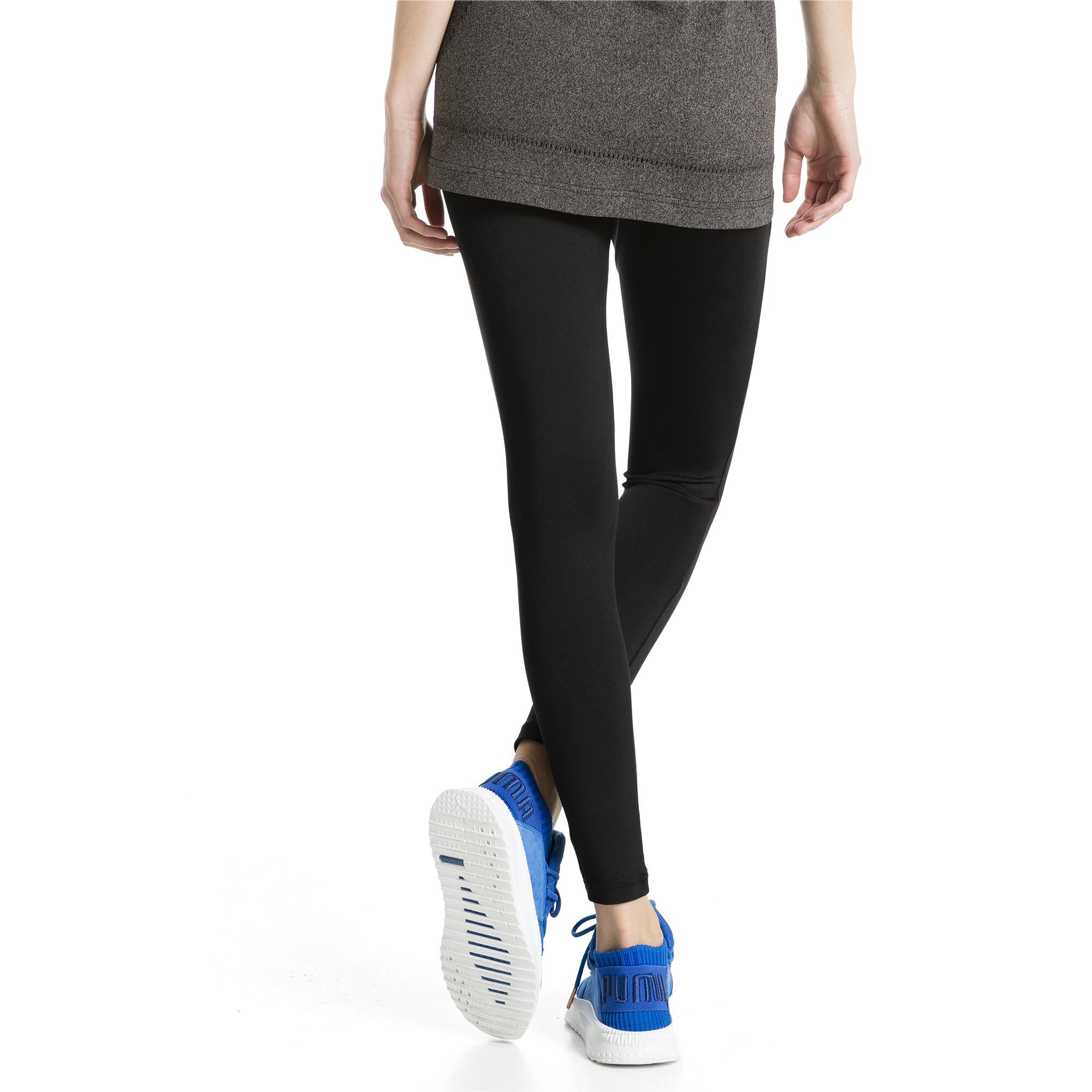 Image Puma Active Women's Essential Banded Leggings #3