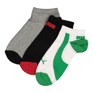 Image Puma 3 Pack Triple Cat Sneaker Sock