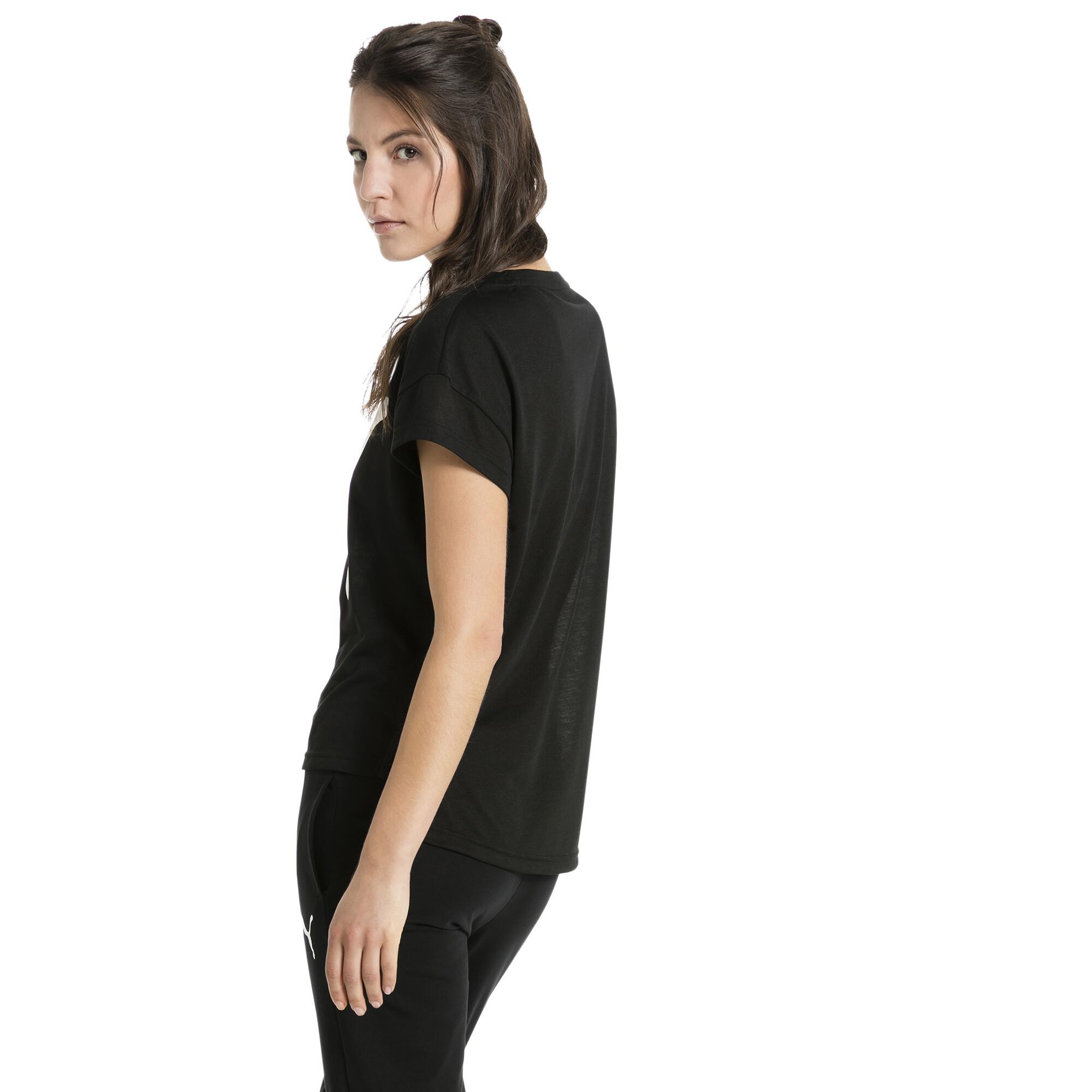Image Puma Women's Active Urban Sports Trend T-Shirt #3