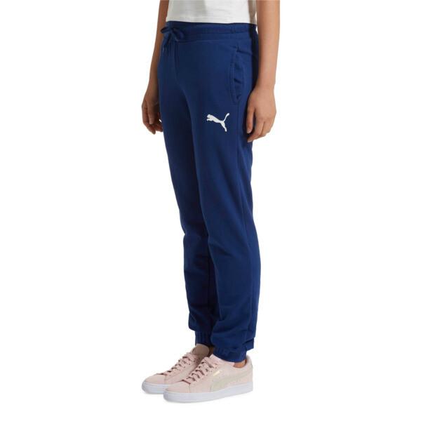 Active Urban Sports Sweatpants, Blue Depths, large