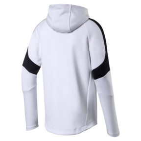 Thumbnail 4 of Evostripe Move Men's Hoodie, Puma White, medium