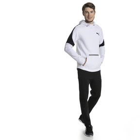 Thumbnail 5 of Evostripe Move Men's Hoodie, Puma White, medium