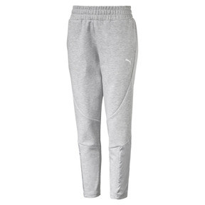 Thumbnail 1 of Evostripe Women's Pants, Light Gray Heather, medium