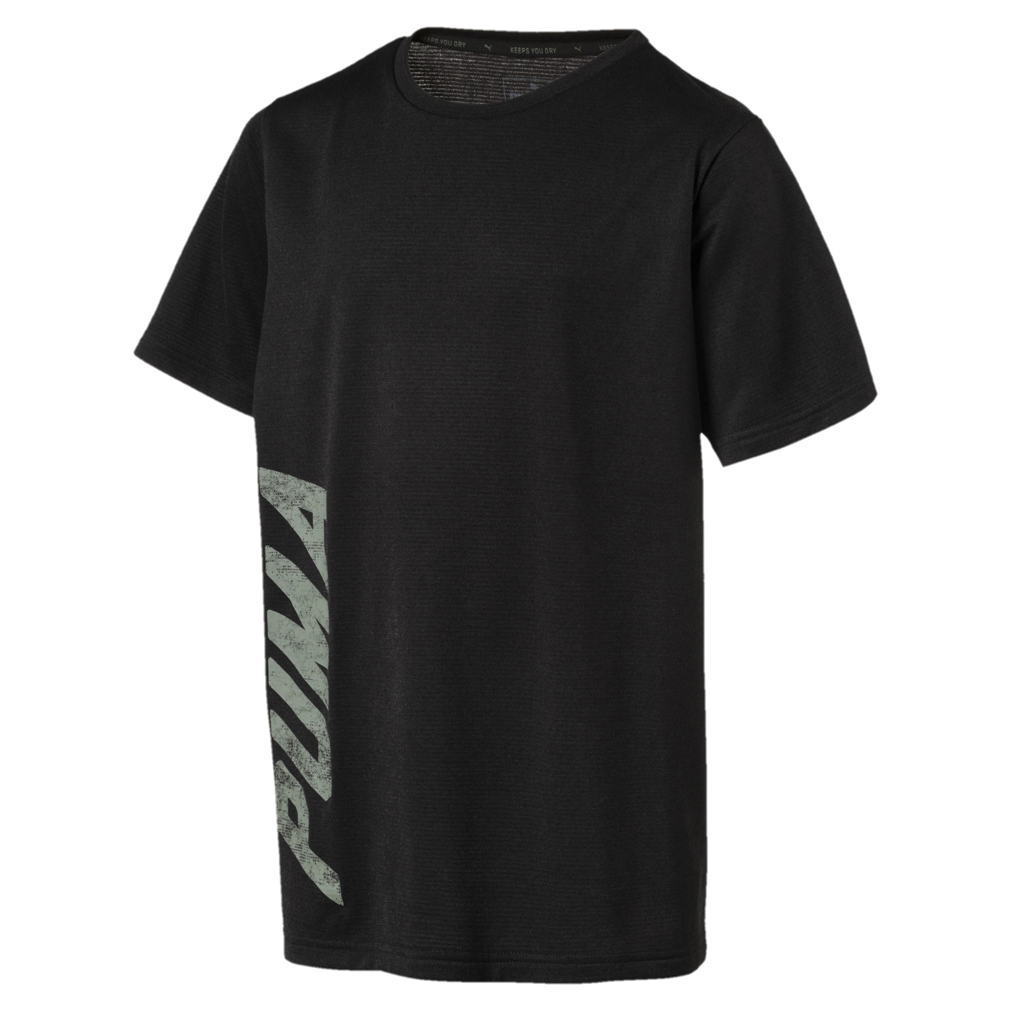 Image Puma Boys' Tech Tee #1