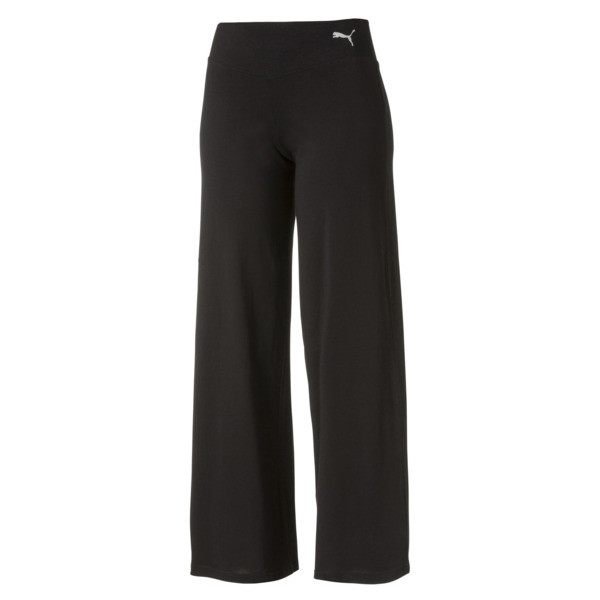 Women's Transition Flared Pants, 01, large