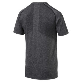 Thumbnail 2 of evoKNIT Men's Basic Tee, Cotton Black, medium