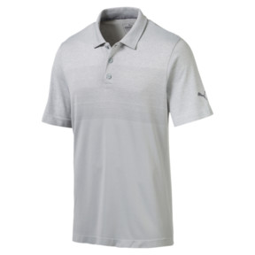evoKNIT Men's Ombre Polo