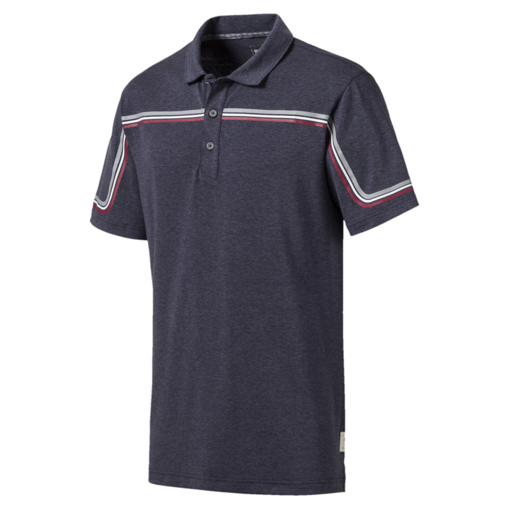 Image Puma Looping Men's Golf Polo #1