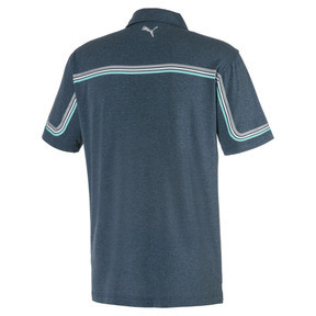 Thumbnail 5 of Looping Herren Golf Polo, Gibraltar Sea Heather, medium