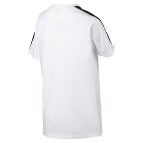 Miniatura 5 de Camiseta Classics T7 para mujer, Puma White, mediano