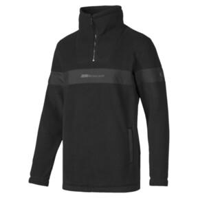 Thumbnail 1 of BMW M Motorsport RCT Men's Tech Fleece Pullover, Puma Black, medium