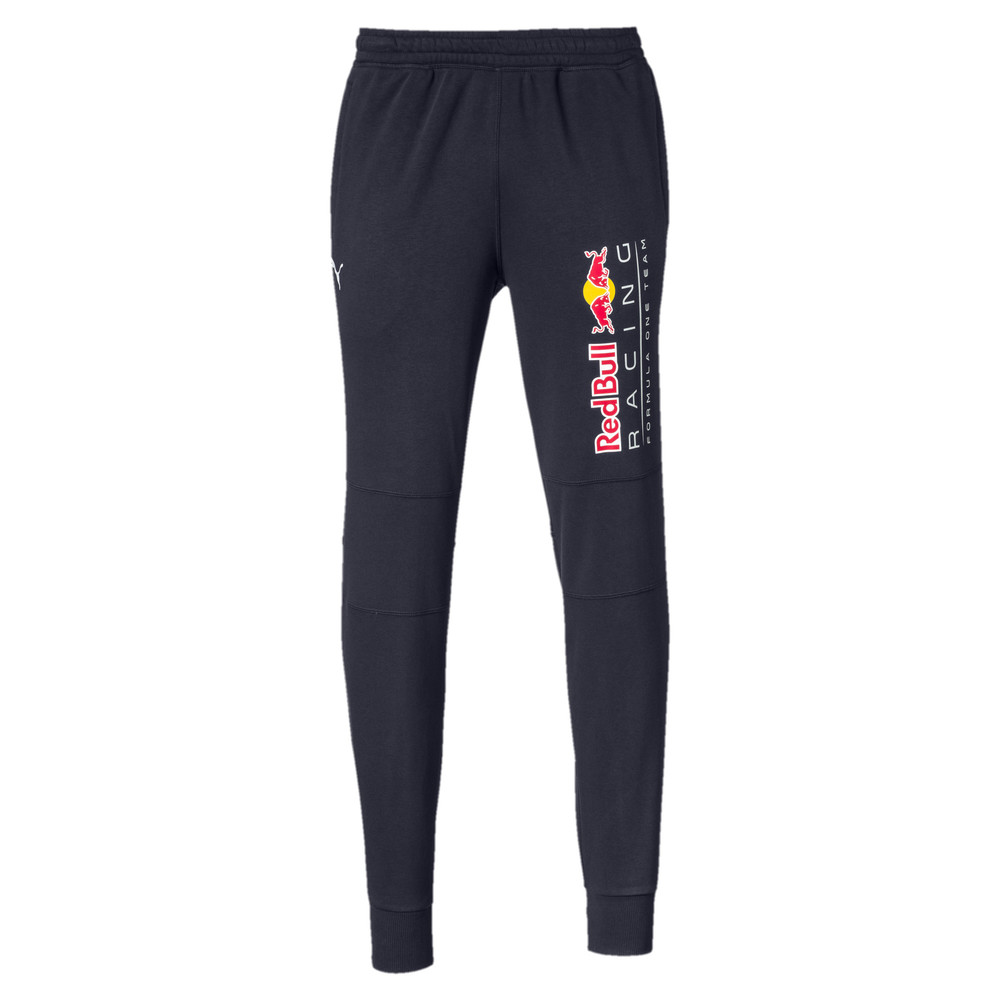 Image Puma Red Bull Racing Knitted Men's Sweat Pants #1