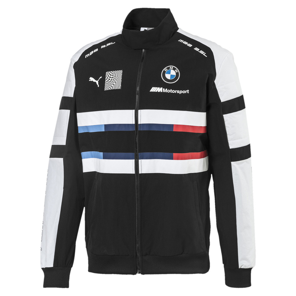 Image PUMA BMW Motorsport Street Woven Men's Jacket #1