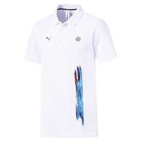 BMW M Motorsport Life Men's Graphic Polo