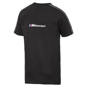 Thumbnail 6 of BMW M Motorsport T7 Men's Tee, Puma Black, medium