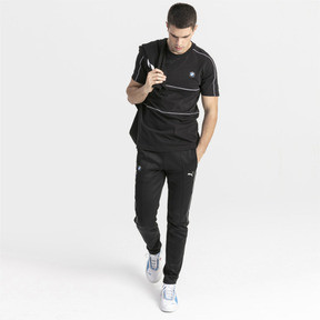 Thumbnail 3 of BMW M Motorsport T7 Men's Tee, Puma Black, medium