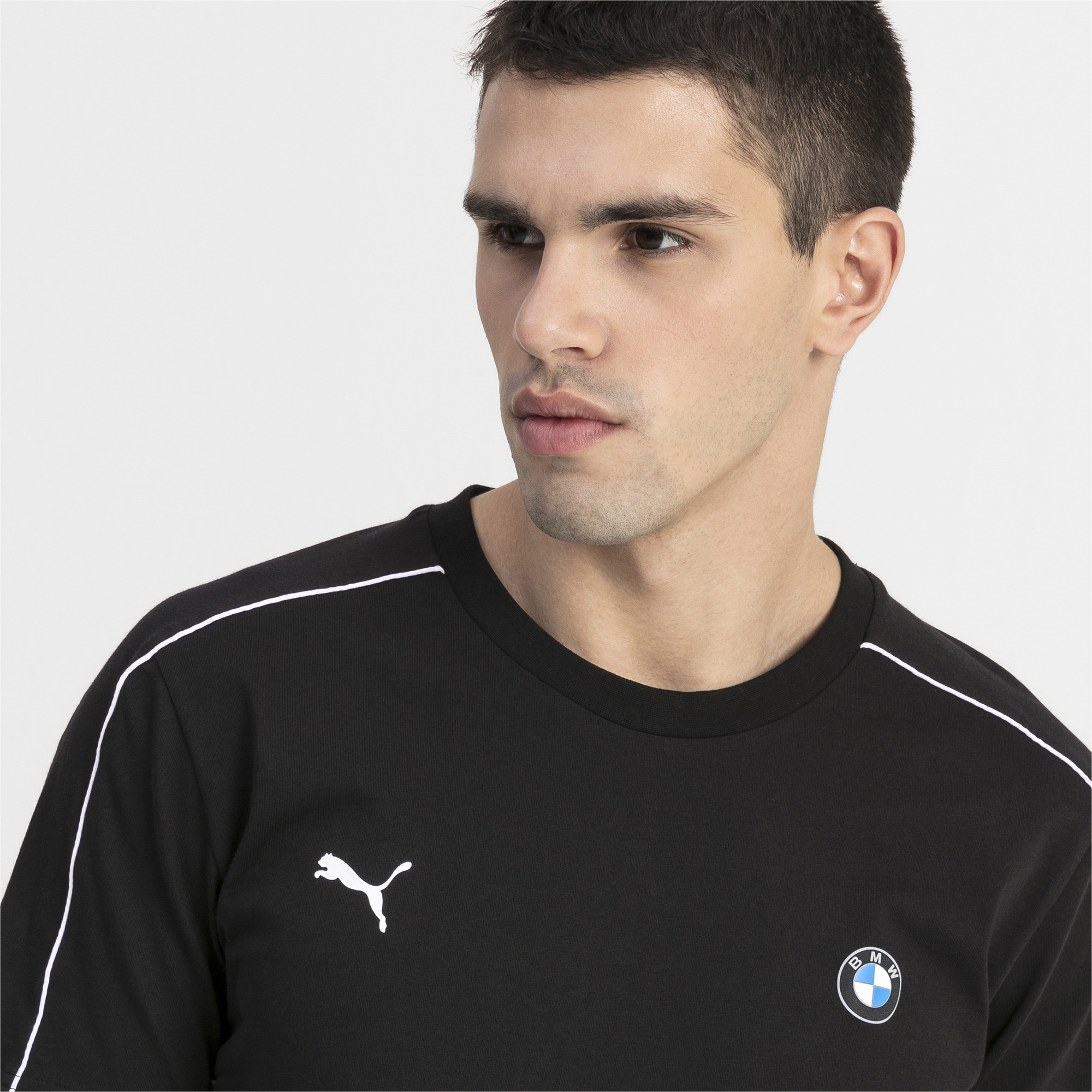Indexbild 7 - PUMA BMW M Motorsport T7 Herren T-Shirt Männer T-Shirt Neu
