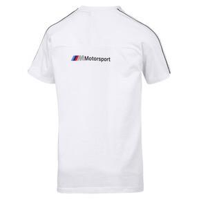 Thumbnail 5 van BMW M Motorsport T7 T-shirt voor mannen, Puma White, medium