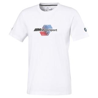 Image Puma BMW M Motorsports Logo Men's Tee