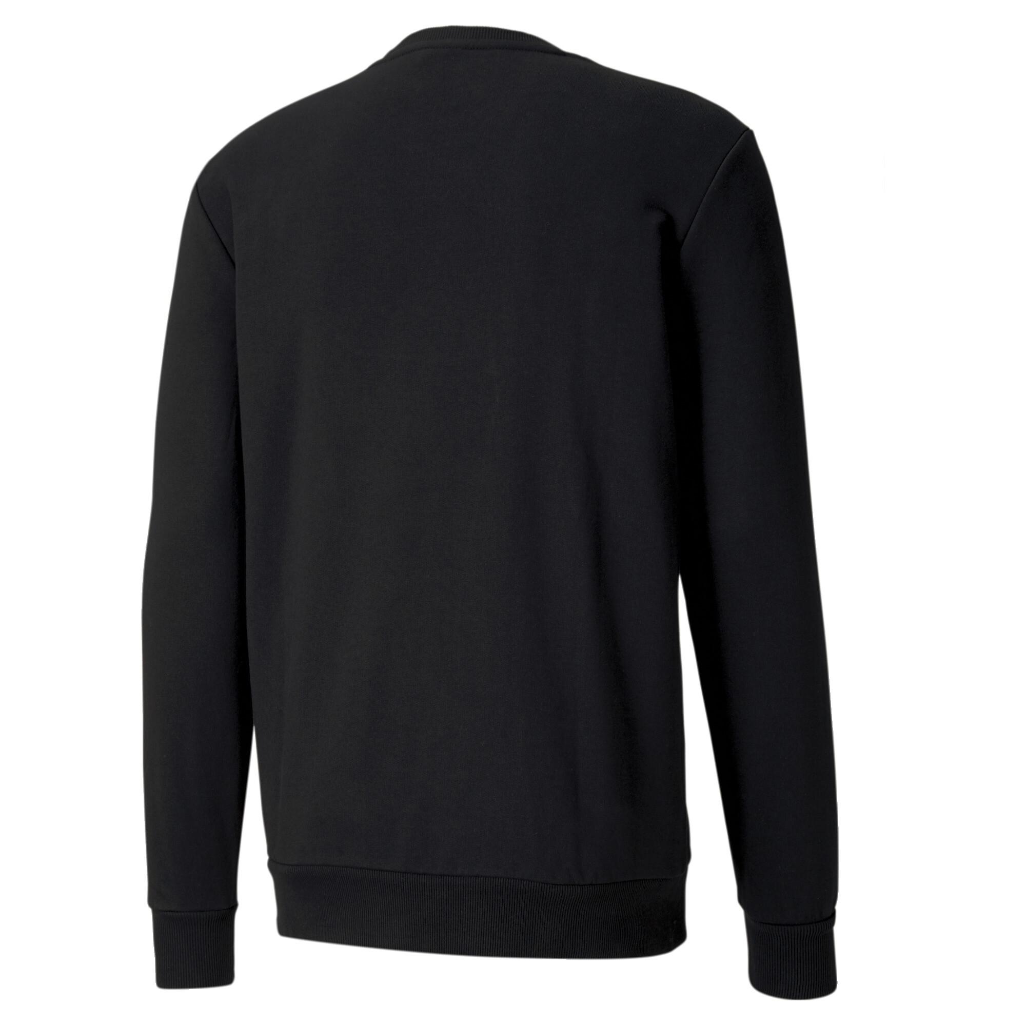 PUMA-Classics-Logo-Men-039-s-Crewneck-Sweatshirt-Men-Sweat-Sport-Classics thumbnail 9
