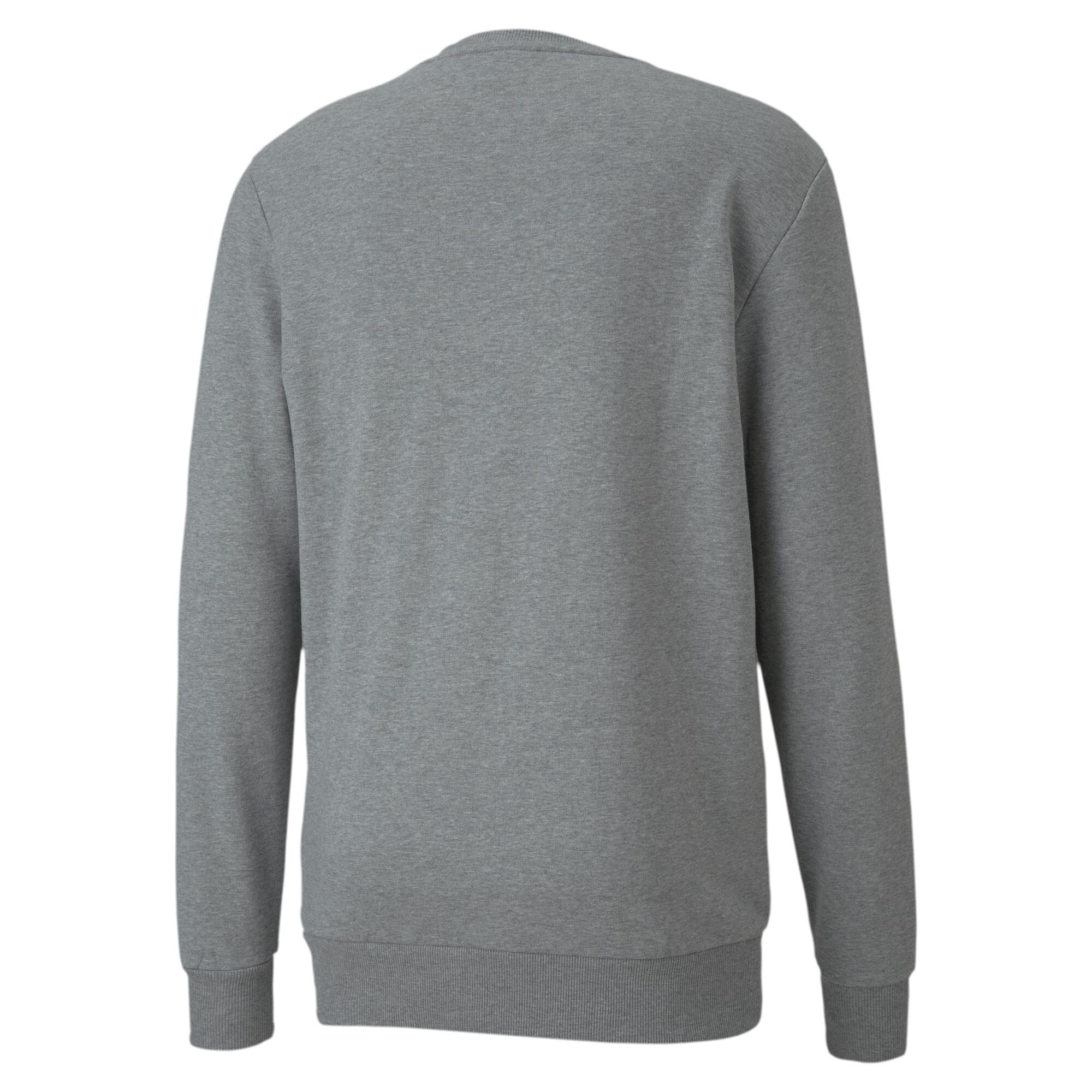 PUMA-Classics-Logo-Men-039-s-Crewneck-Sweatshirt-Men-Sweat-Sport-Classics thumbnail 5