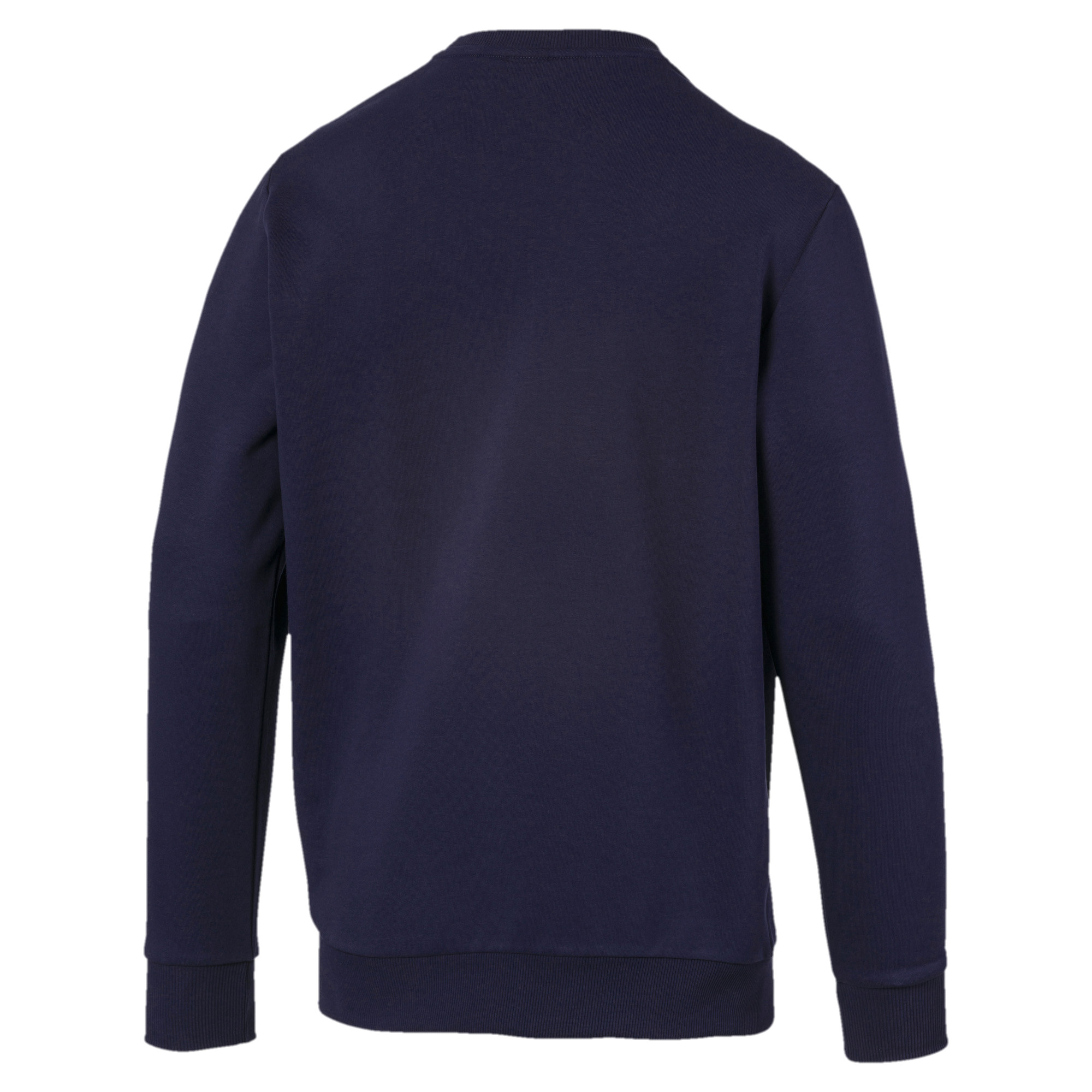 PUMA-Classics-Logo-Men-039-s-Crewneck-Sweatshirt-Men-Sweat-Sport-Classics thumbnail 3