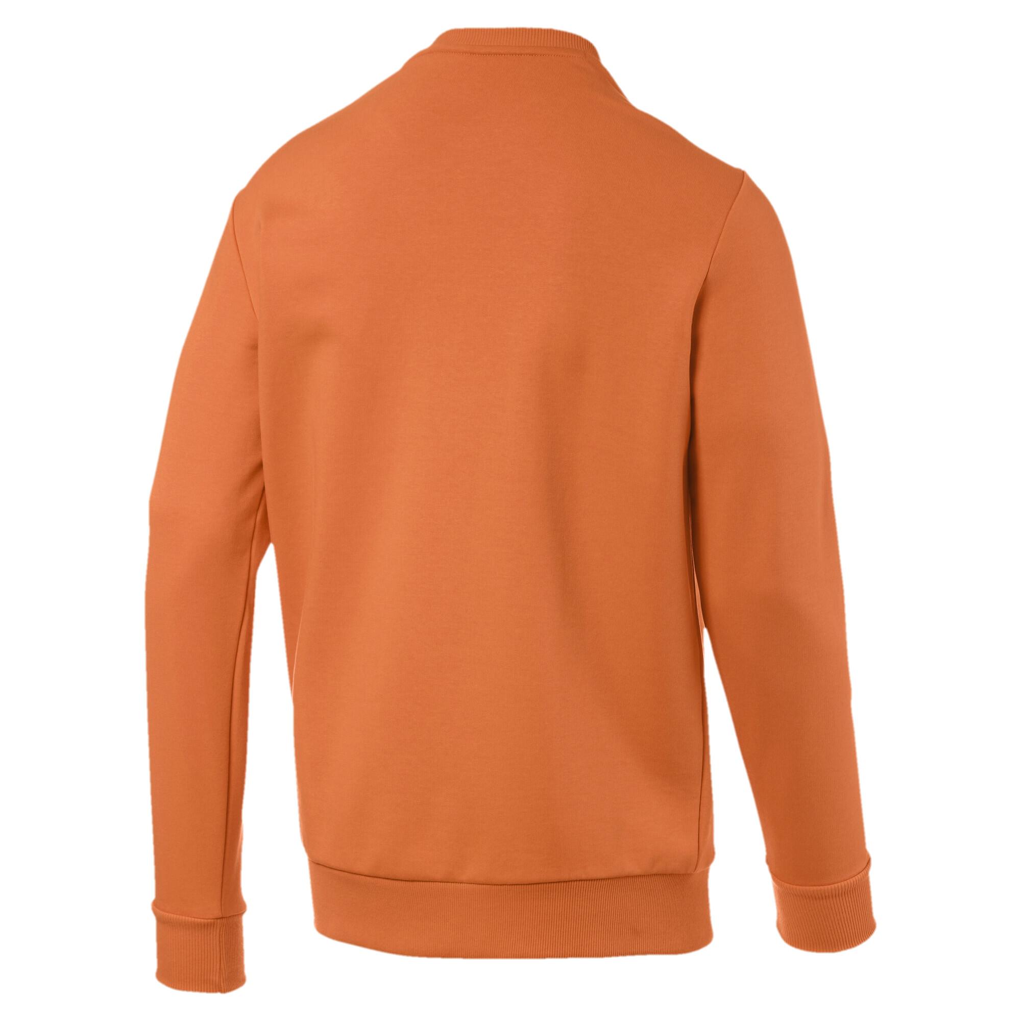 PUMA-Classics-Logo-Men-039-s-Crewneck-Sweatshirt-Men-Sweat-Sport-Classics thumbnail 12