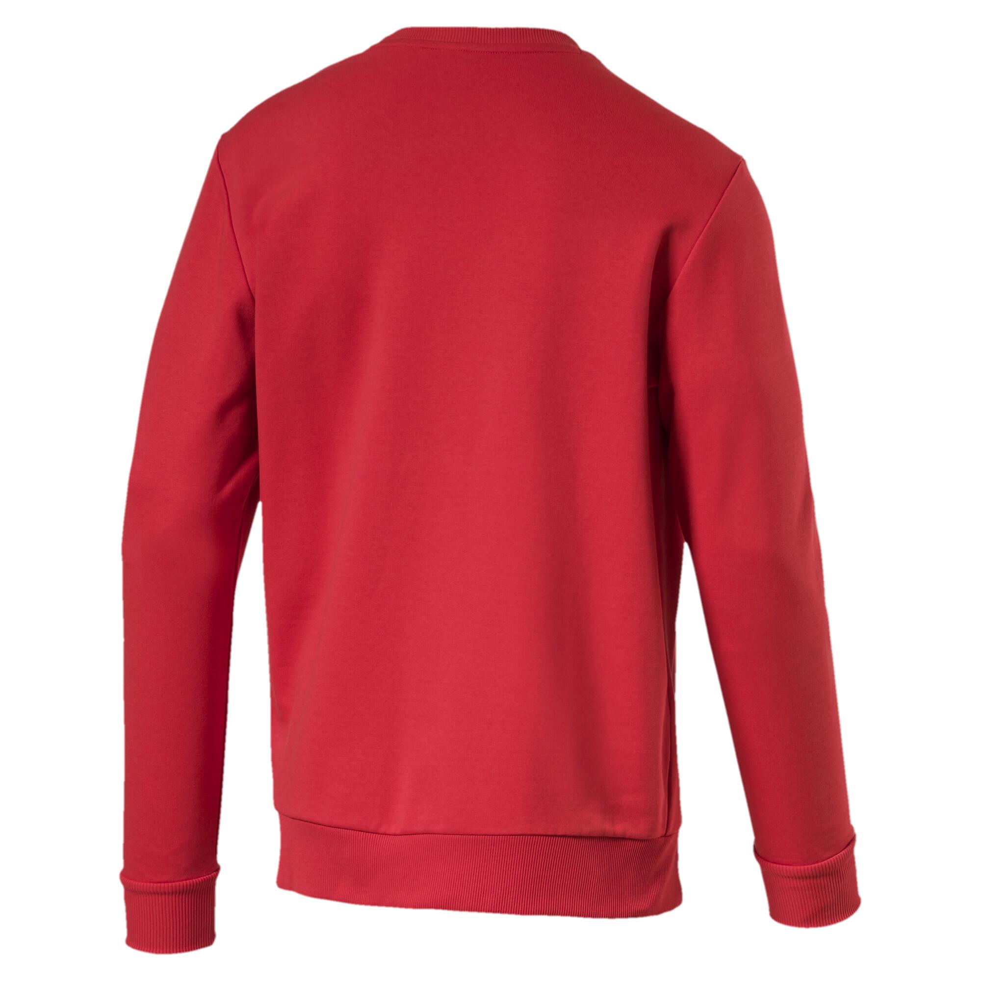 PUMA-Classics-Logo-Men-039-s-Crewneck-Sweatshirt-Men-Sweat-Sport-Classics thumbnail 7
