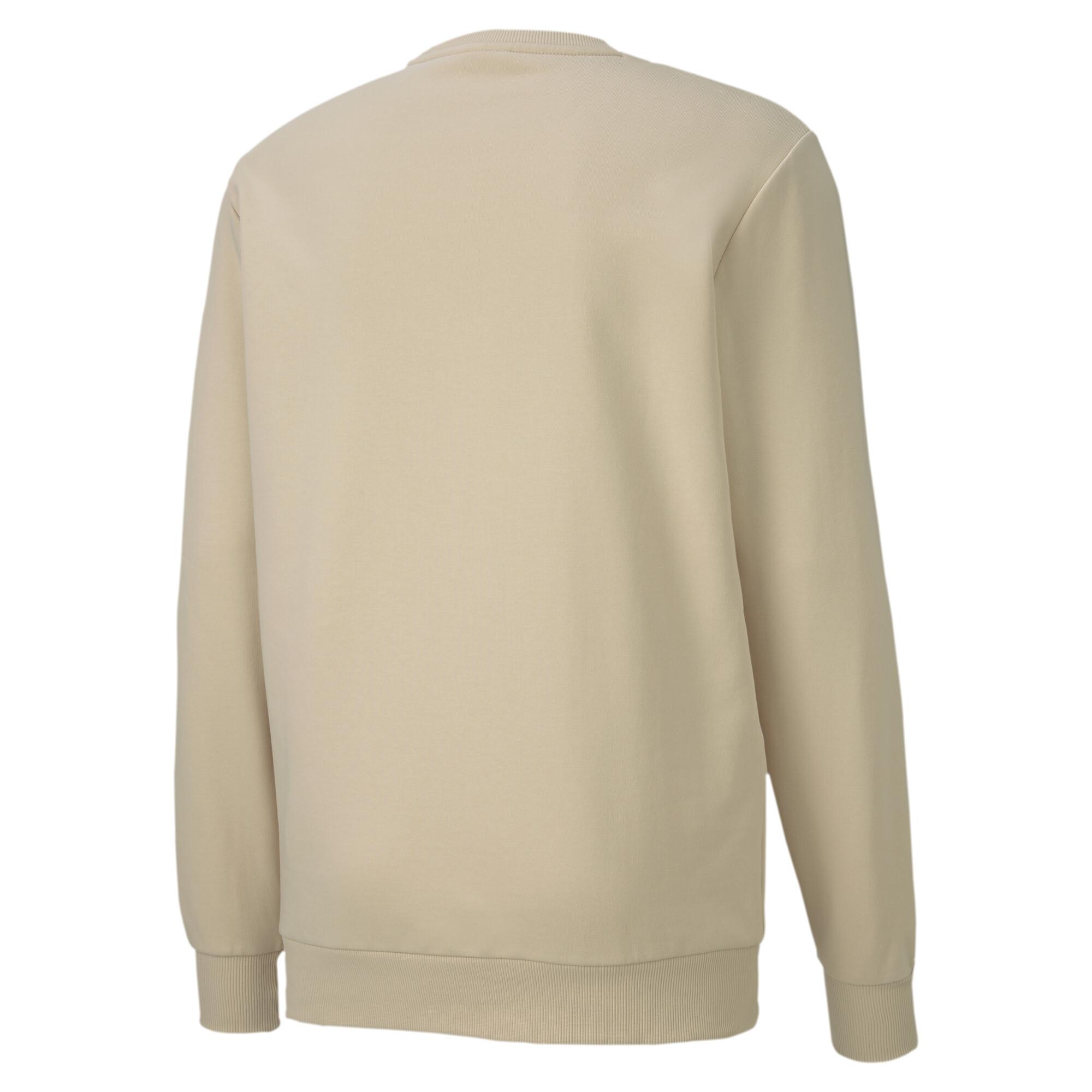 PUMA-Classics-Logo-Men-039-s-Crewneck-Sweatshirt-Men-Sweat-Sport-Classics thumbnail 18