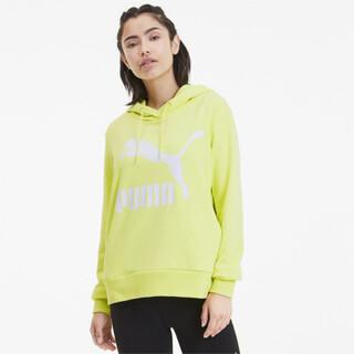 Görüntü Puma CLASSICS Logo Kapüşonlu Kadın Sweatshirt