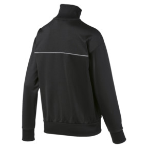 Thumbnail 5 of Classics Poly Women's Track Jacket, Puma Black, medium