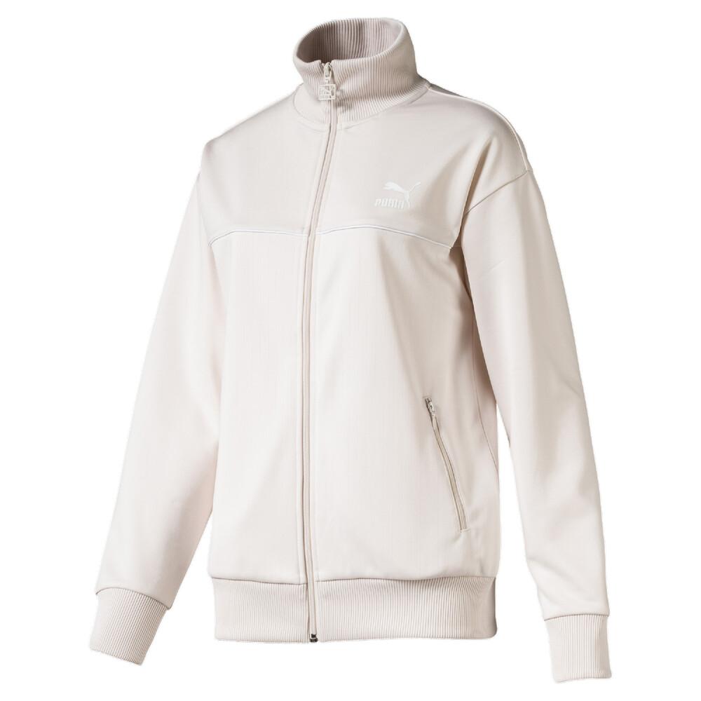 Image Puma Classics Poly Women's Track Jacket #1