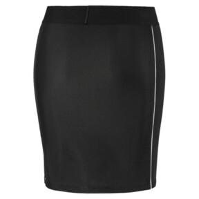 Thumbnail 5 of Classics Rib Women's Skirt, Puma Black, medium