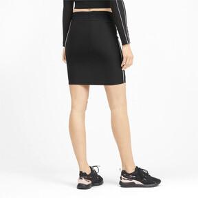 Thumbnail 2 of Classics Rib Women's Skirt, Puma Black, medium