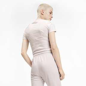 Miniatura 1 de Pantalones deportivos Classics de poliéster para mujer, Pastel Parchment, mediano